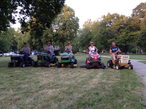 The Mower Gang