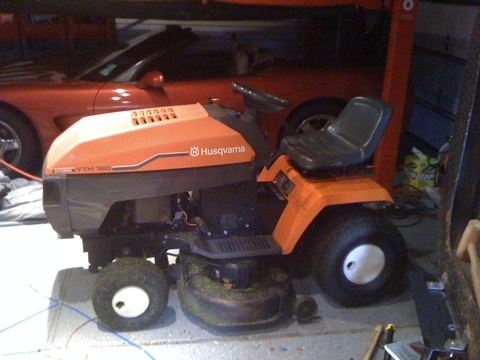 My Mower